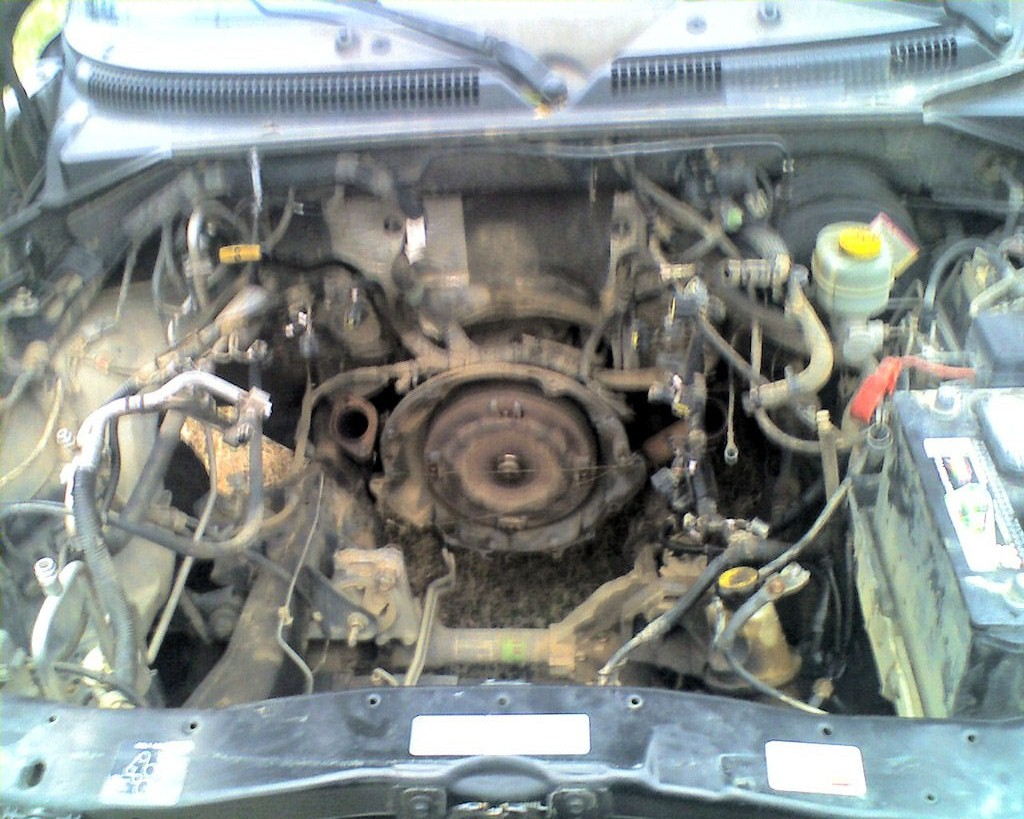 2003 dodge 4.7 engine interchange