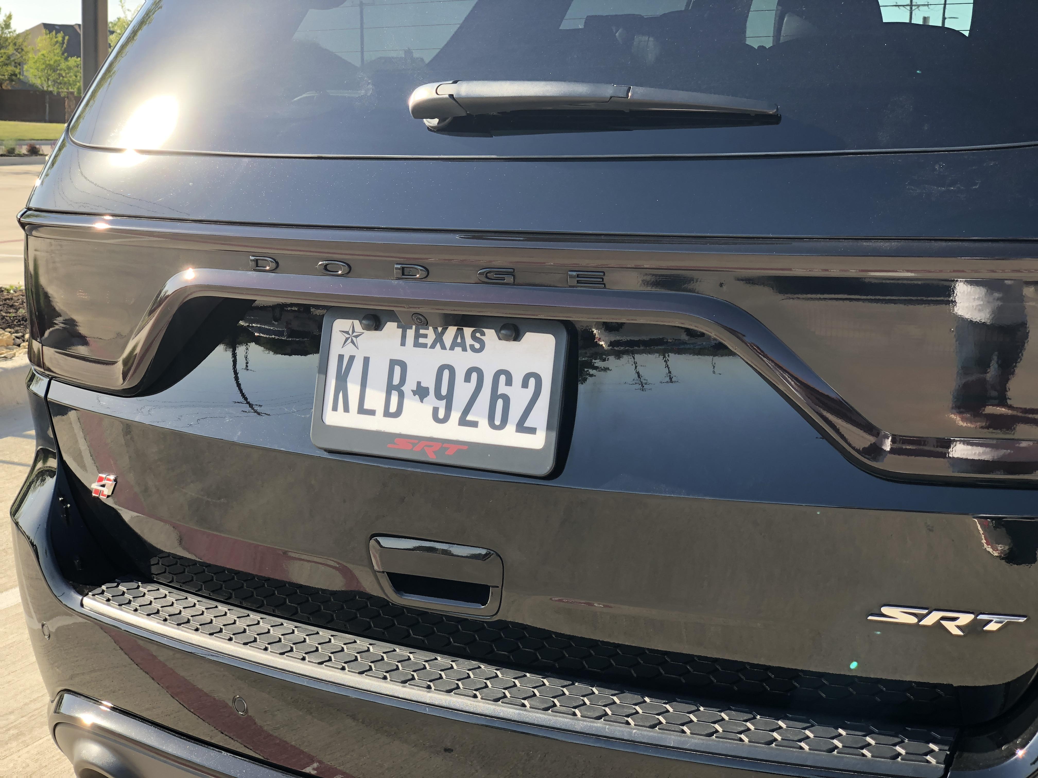 Taillights Tinted Luxe Dark Smoke Dodge Durango Forum