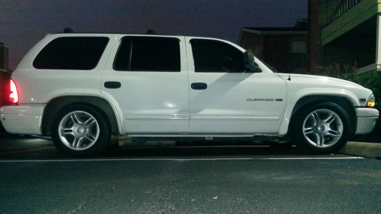 D Lowered Rt Wheels O on 2000 Dodge Dakota Sport Rear Bumper