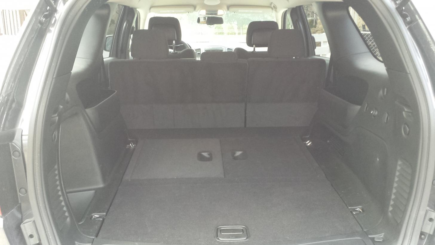 D Anyone Remove Their Rd Row D New Durango Owner Special Service Vehicle on 06 Dodge Durango