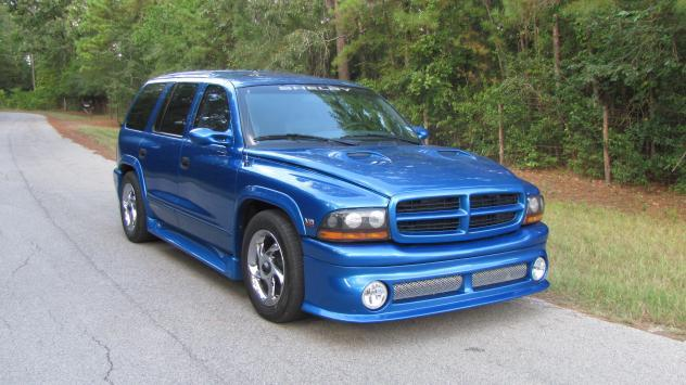 D Gen Dodge Durango Shelby Thread Registry Dodge Durango Shelby on 2002 Dodge Durango White