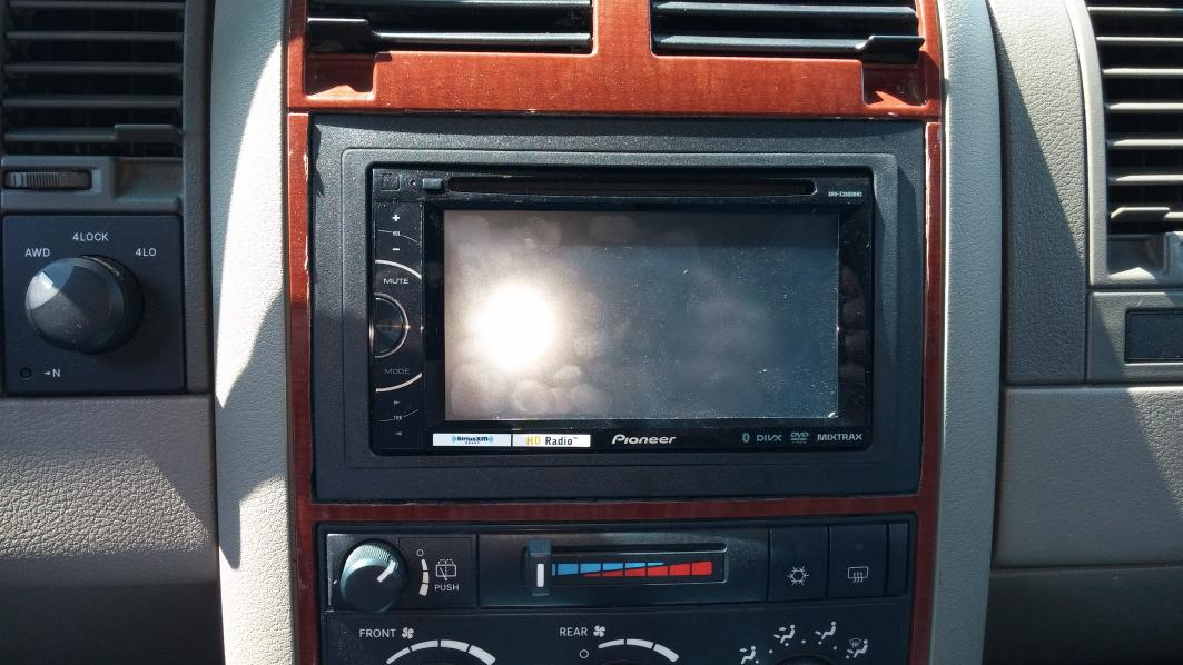 Double Din Radio Won T Fit