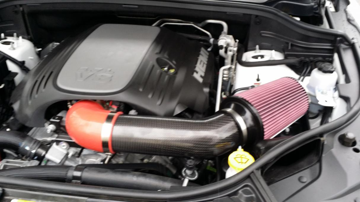 New L M I Cold Air Intake Dodge Durango Forum