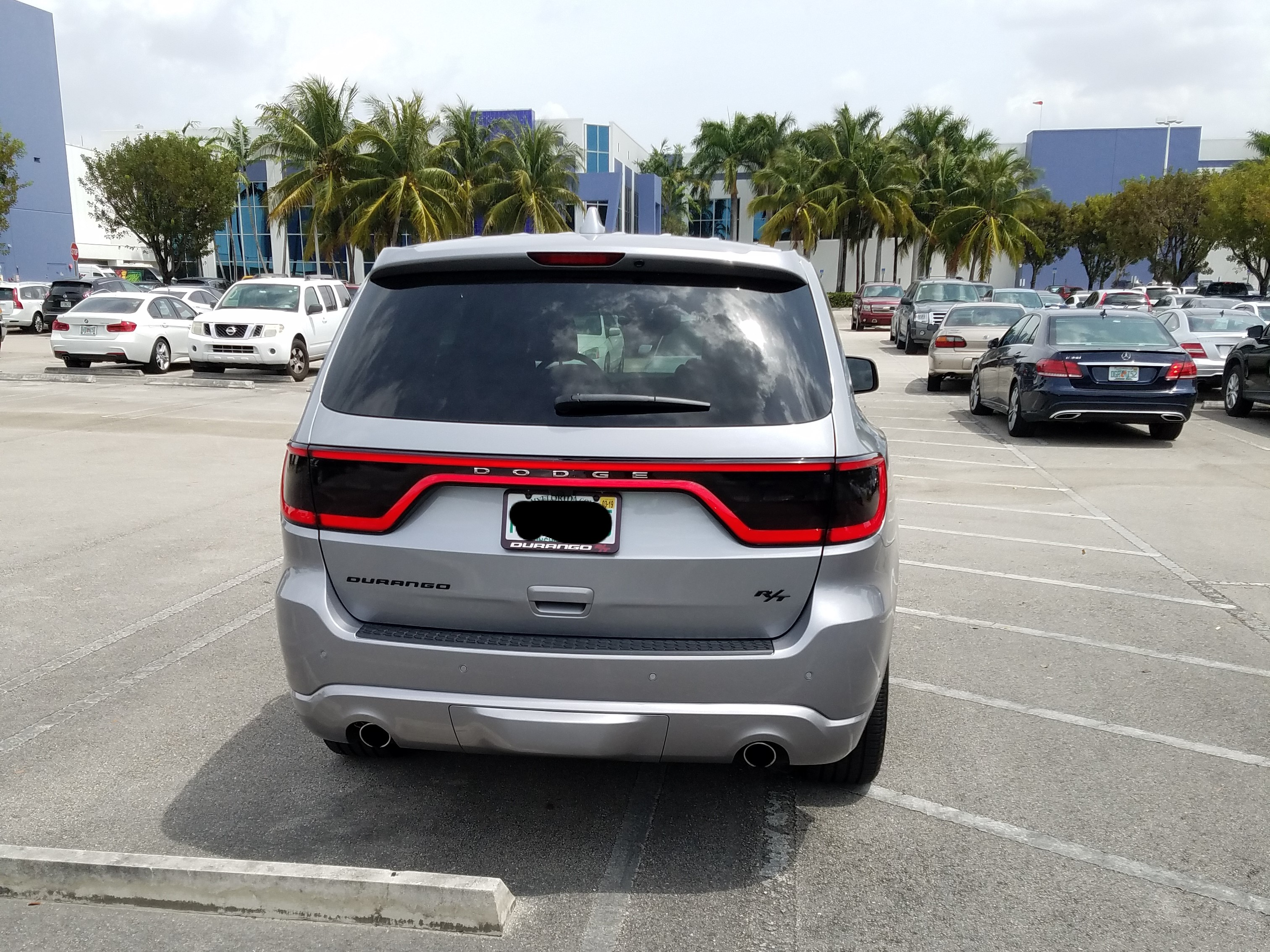 Experience With Luxe Tail Light Tint 20170406 134435 Jpg