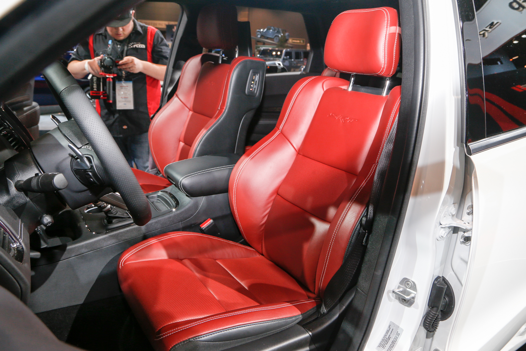 D Another R T Has Arrived Canada Dodge Durango Srt Front Interior Seats on 05 Dodge Durango Limited