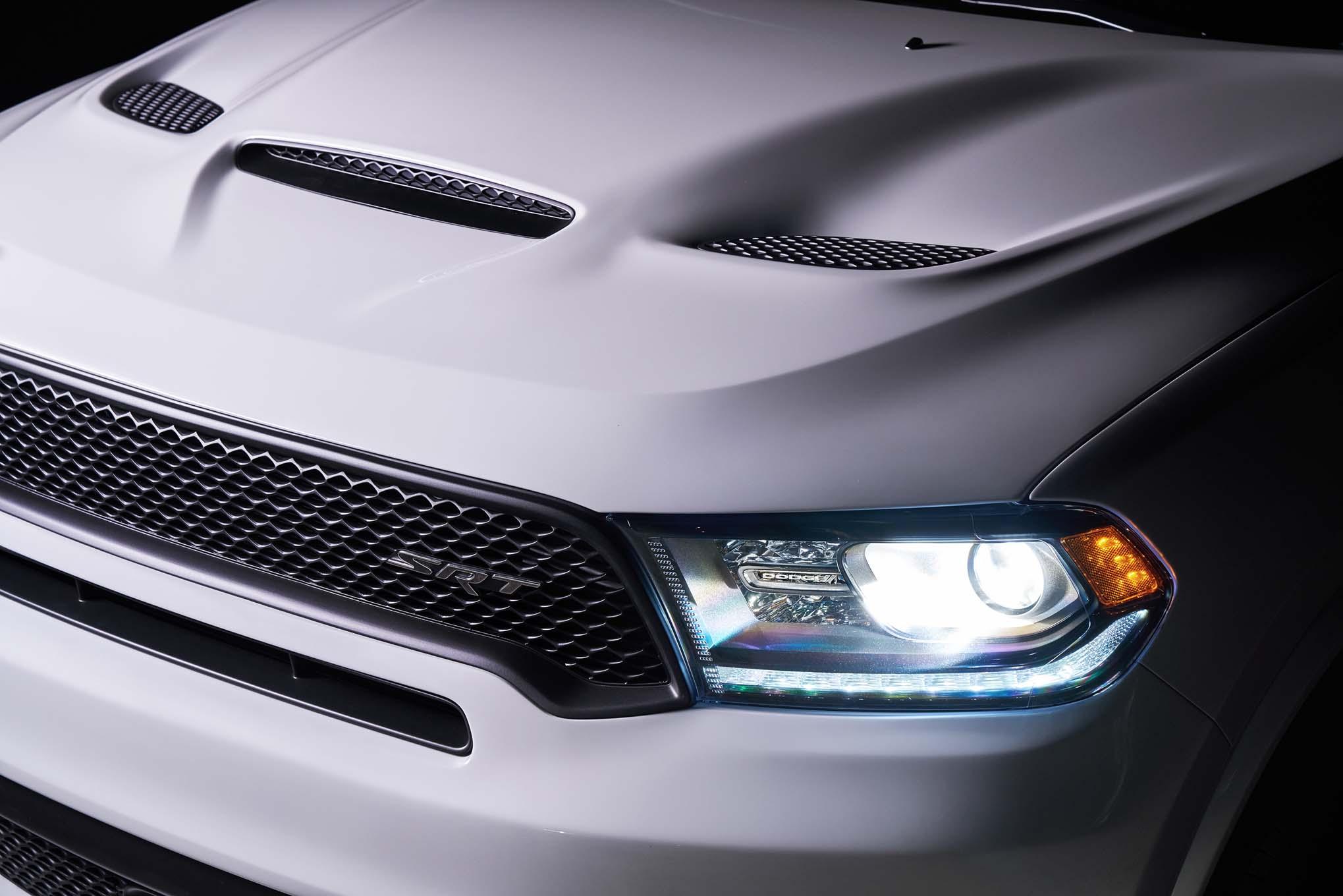 2018 Dodge Durango Srt Headlight