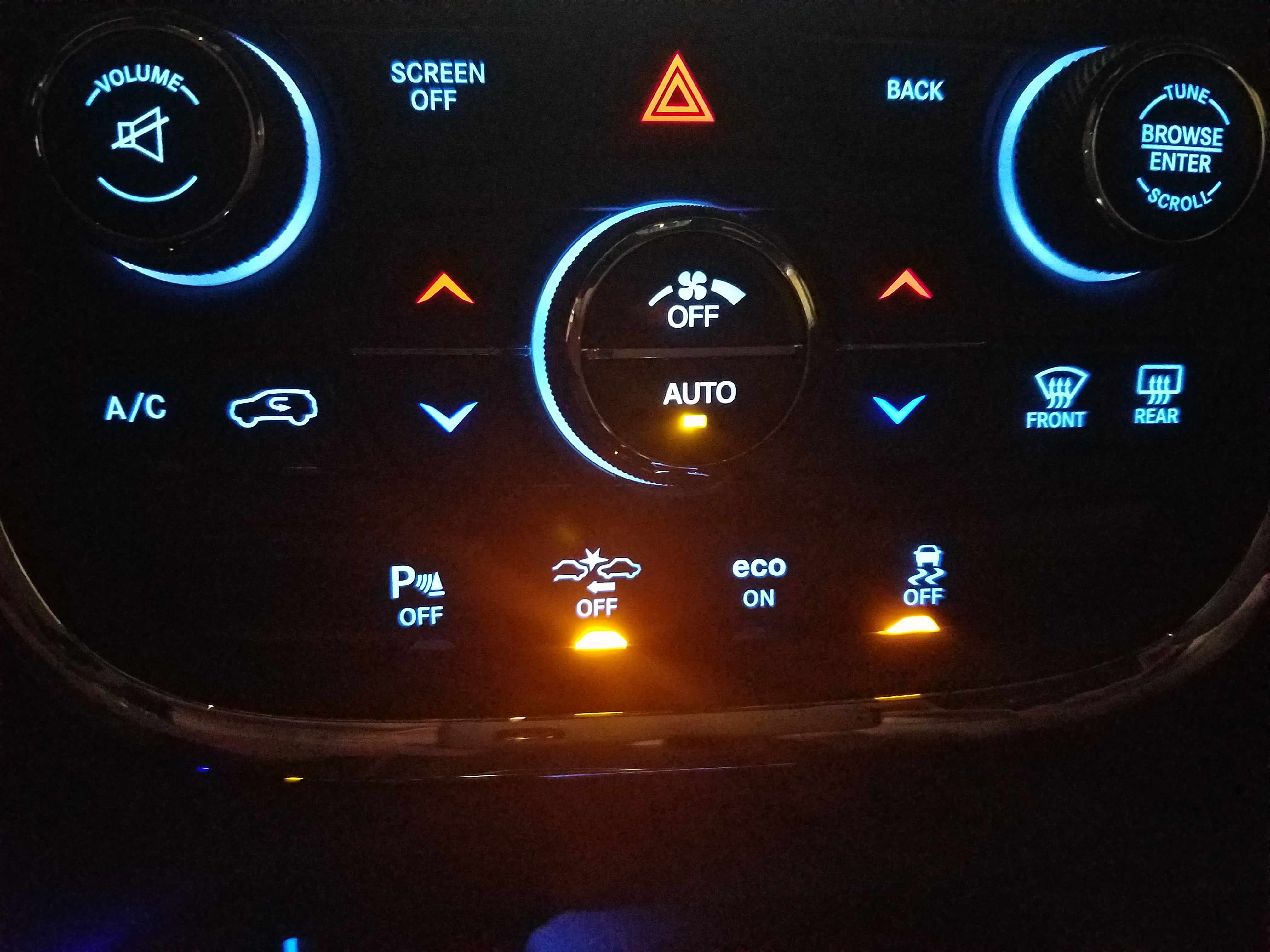 Car Starts With Eco Mode On Dodge Durango Forum