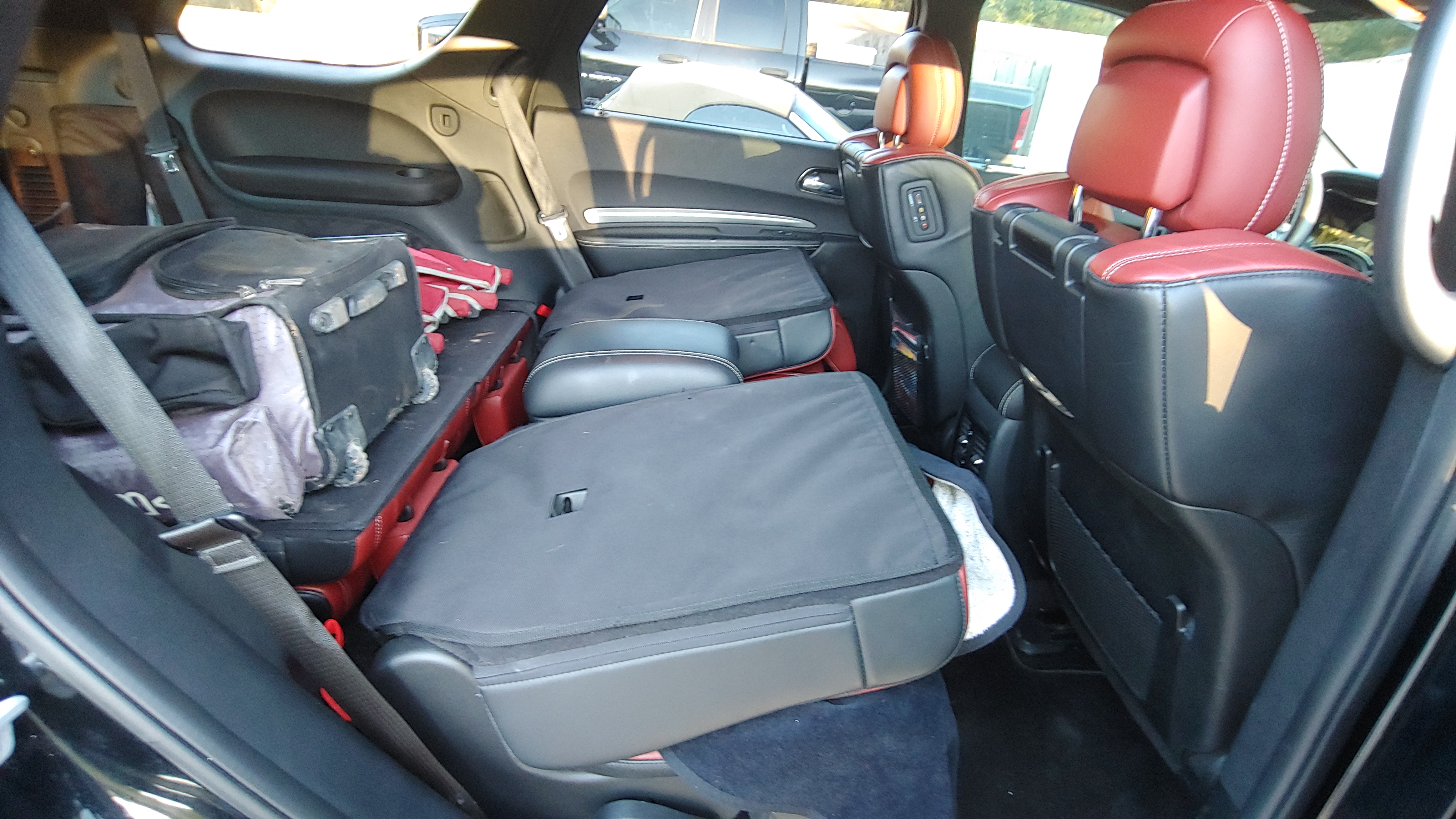 Getting Ready To Order 2nd Row Seat Console Dodge Durango Forum