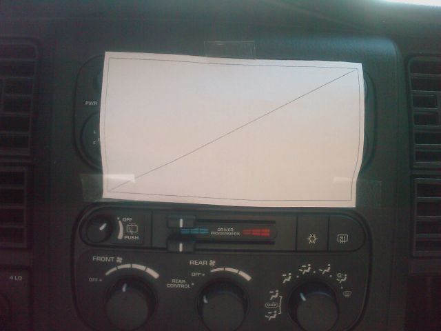 D Gen Durango Double Din Receiver Discussion on 2009 Dodge Durango