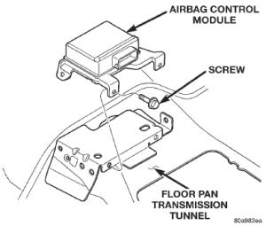 2011 dodge durango airbag complaint