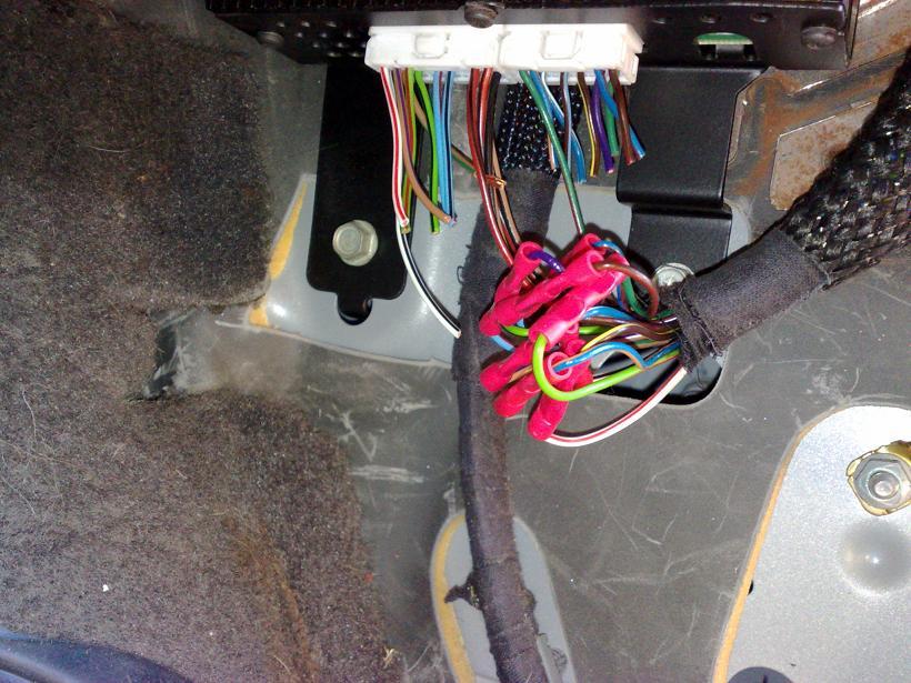 D Upgrading Infinity Stereo Ampbypassed on Old Dodge Dakota