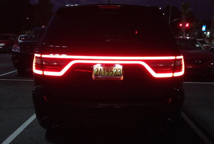 Durango Srt 2015 >> tail light swap - Page 5