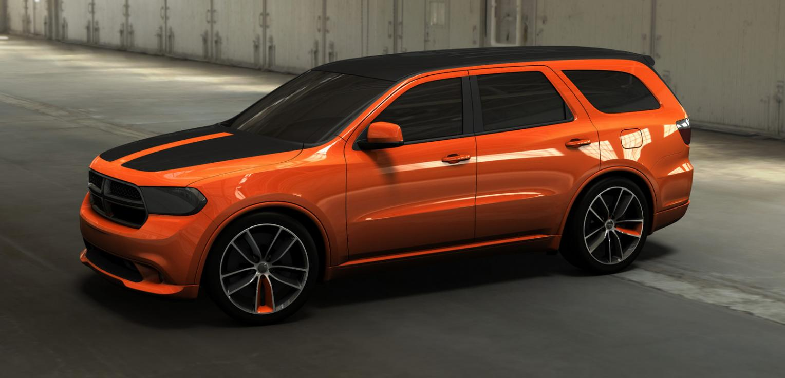 D Wrap Ideas Dodge Carscoop on Dodge Durango Aftermarket Hood