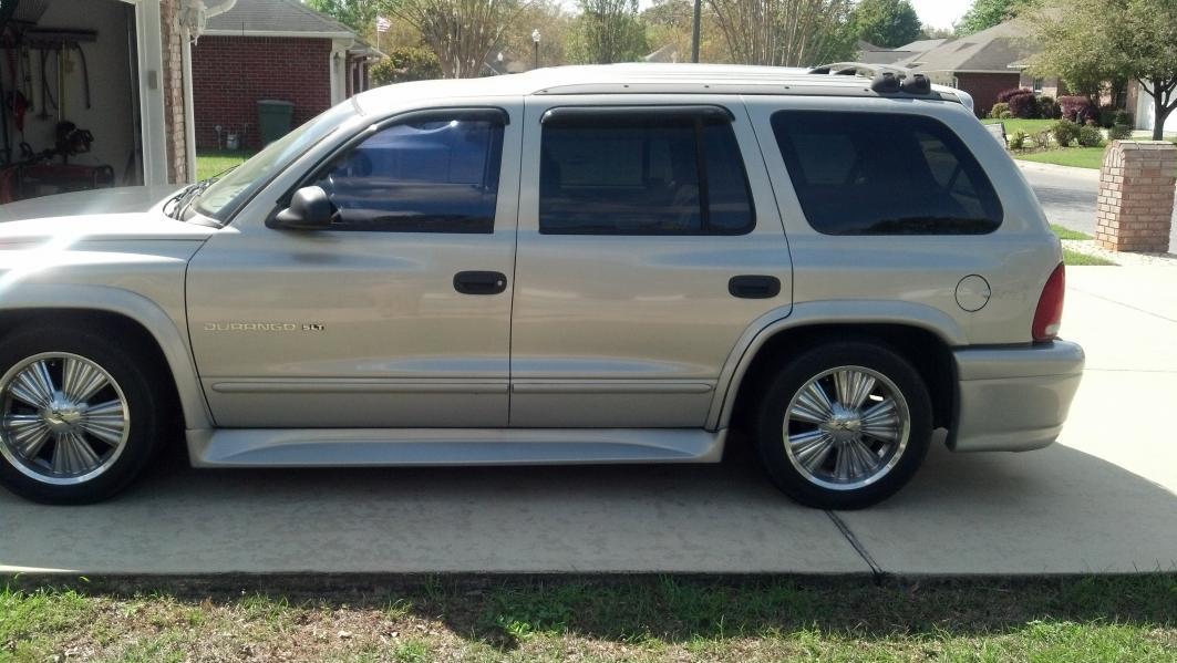 2000 Dodge Slt 5 2 Pics