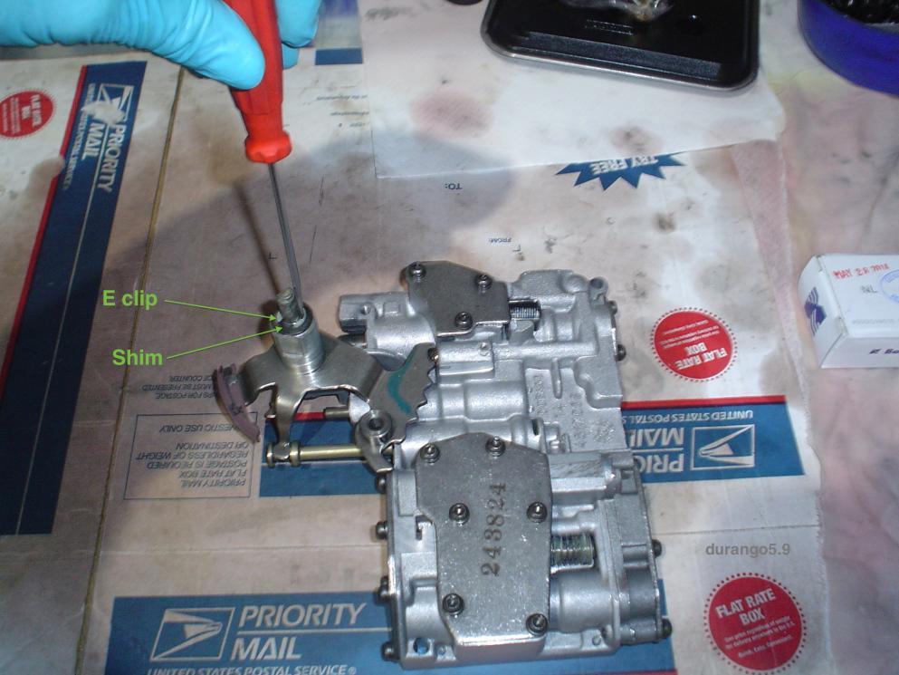 DIY 46RE Transgo JR shift kit install | Dodge Durango Forum