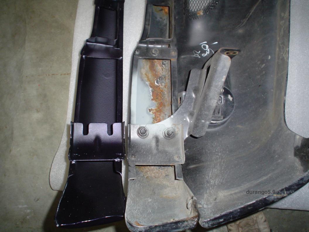 1999 Durango Body Restoration Dsc02017 Jpg