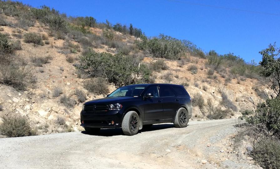 D Aftermarket Shocks Suspension Options Durango on 2015 Dodge Durango