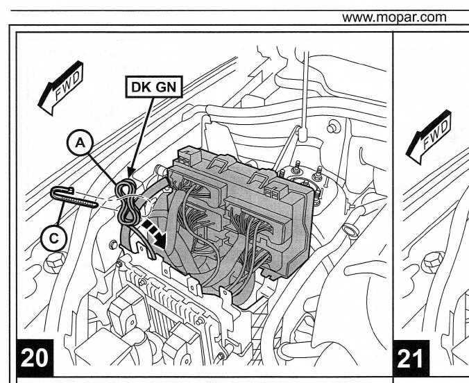 M38a1 Trailer Wiring Diagram For Receptacle