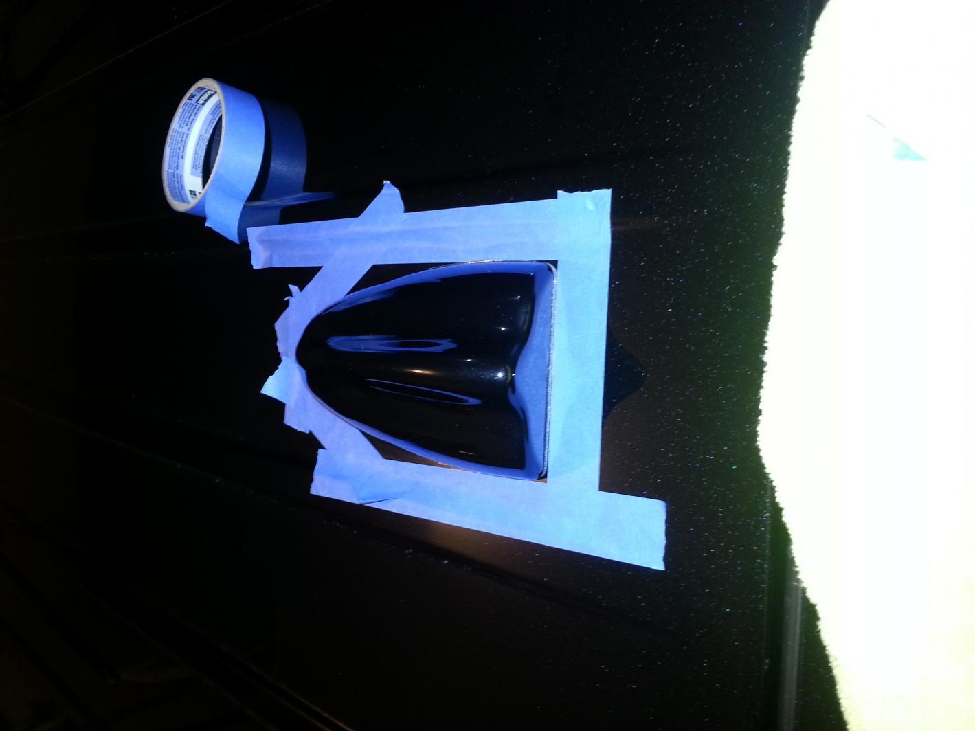 Vg Shark Fin Antenna Installed On 2017 Durango Rt Image Jpg