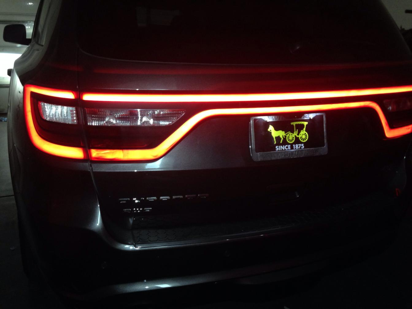 Nissan GT-R Gets LED Taillights from Rowen Japan - autoevolution
