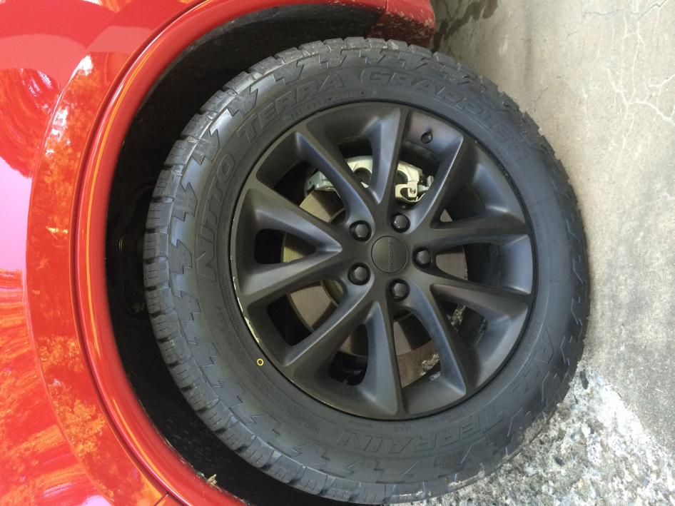 P275 55 20 Will This Size Tire Fit Oe Rim It Without A Lift