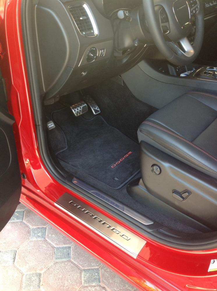 2011 2012 2013 2014 2015 2016 2017 2018 Dodge Durango Door Sill Guard