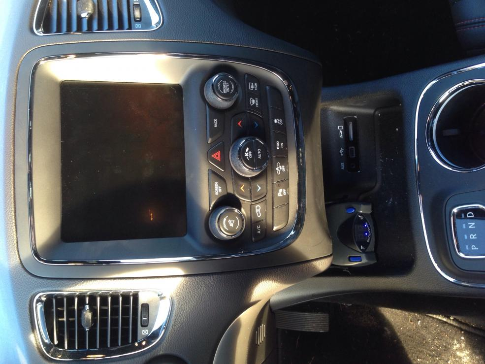 D Trailer Brake Controller Where Mount Image on 07 Dodge Durango