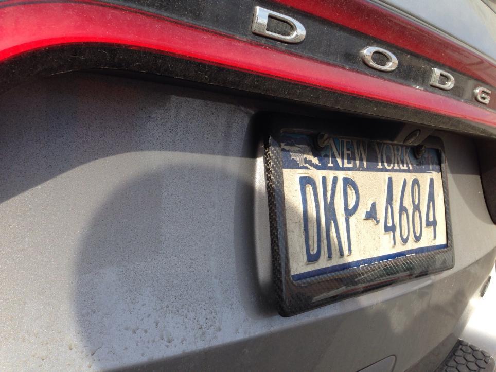 license plate frame imagejpg - Dodge License Plate Frame