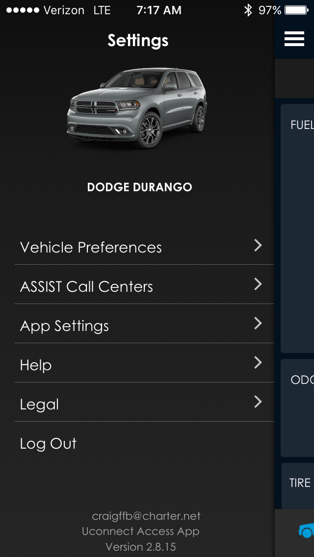 Uconnect Access App >> Uconnect And Pandora Page 2 Dodge Durango Forum