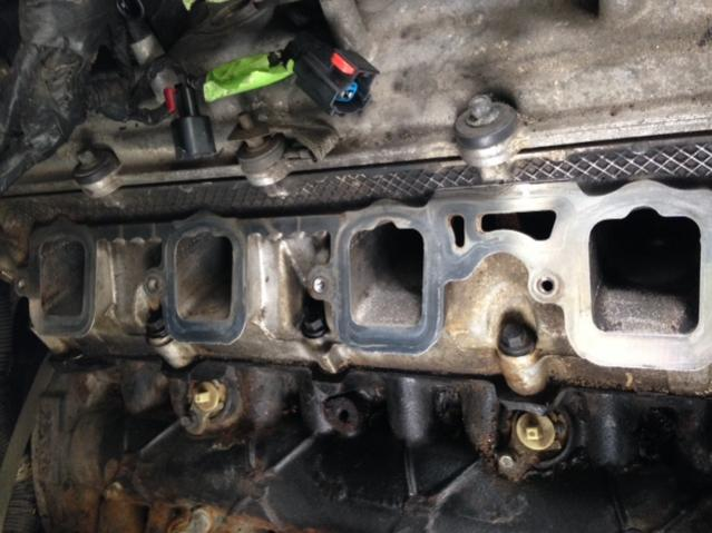 2004 durango hemi intake manifold replacement. Black Bedroom Furniture Sets. Home Design Ideas