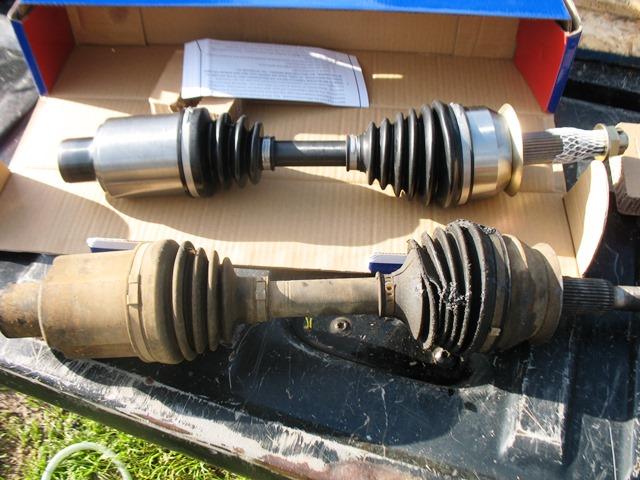 D Clunking Noise Img X on 2002 Dodge Durango Transfer Case