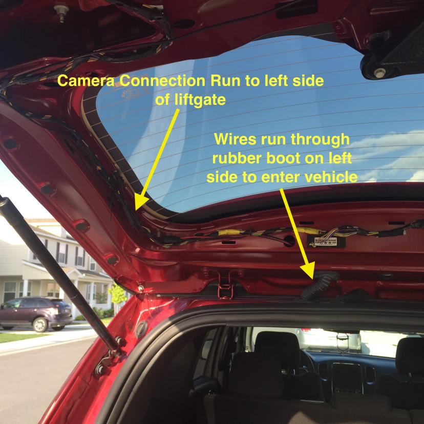 aftermarket backup camera install questions 2002 jeep cherokee door electrical circuit aftermarket backup camera install questions img_2255 jpg