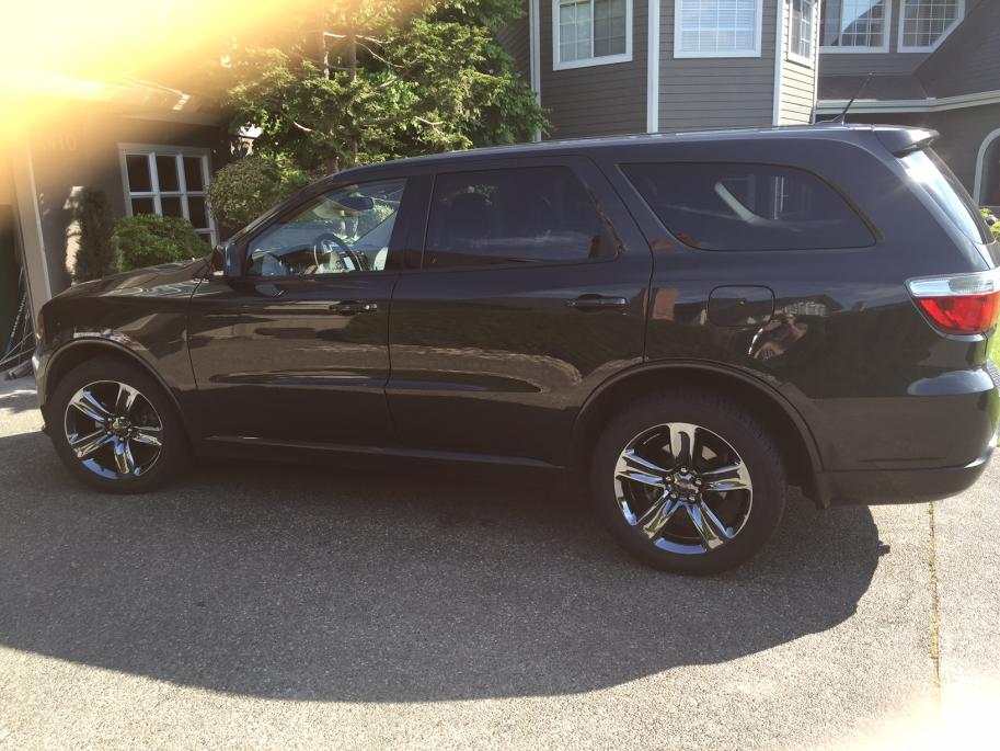 Pictures Of R T Durango S With Jeep Srt Wheels Page 5