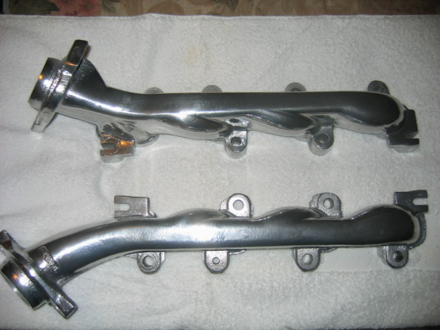 Stainless Steels Bolts In 4 7 Exhaust Manifolds
