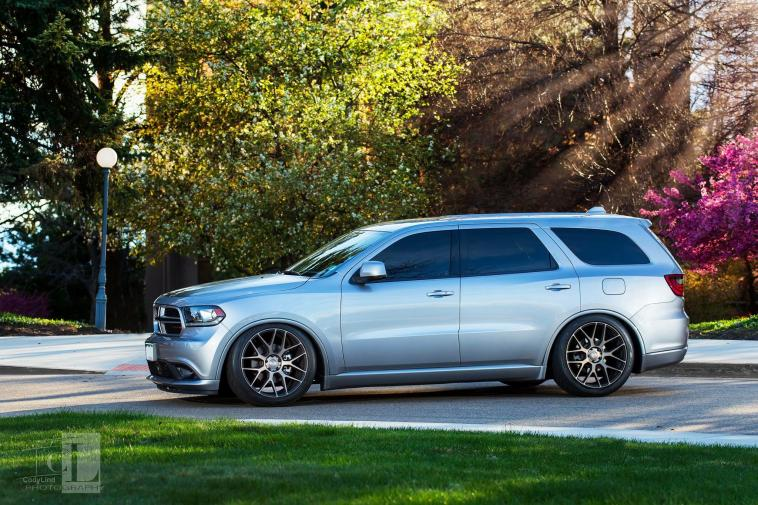 Black Dodge Durango >> 14' Bagged R/T - Page 2