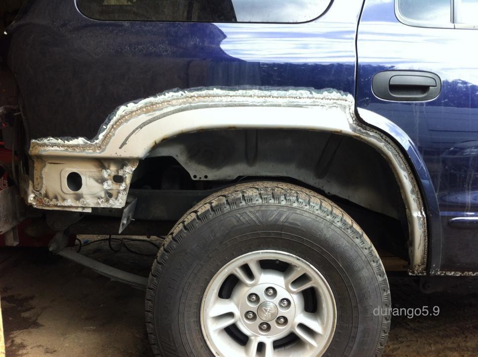 1999 Durango Body Restoration Img 7055 Jpg