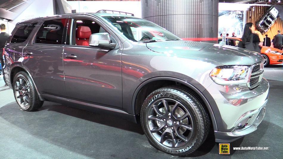 2015 Dodge Durango Blacktop | 2017 - 2018 Best Cars Reviews