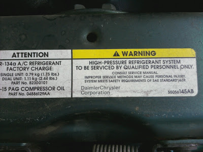 2003 AC pressure with dual systems? | Dodge Durango Forum