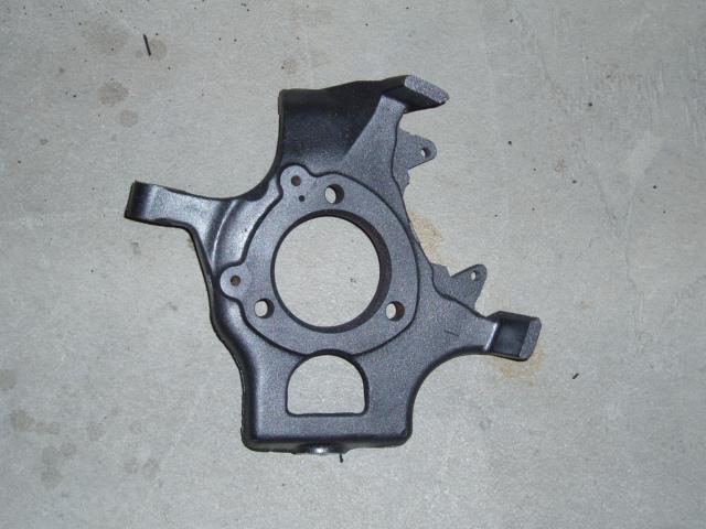 Stripped Steering Knuckle Holes