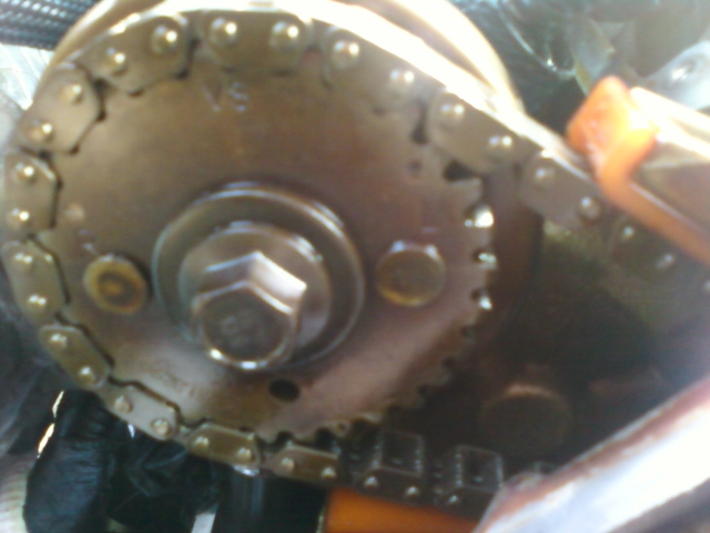 D Timing Chain Replacement R Cam Sprocket on 2003 Dodge Durango Parts