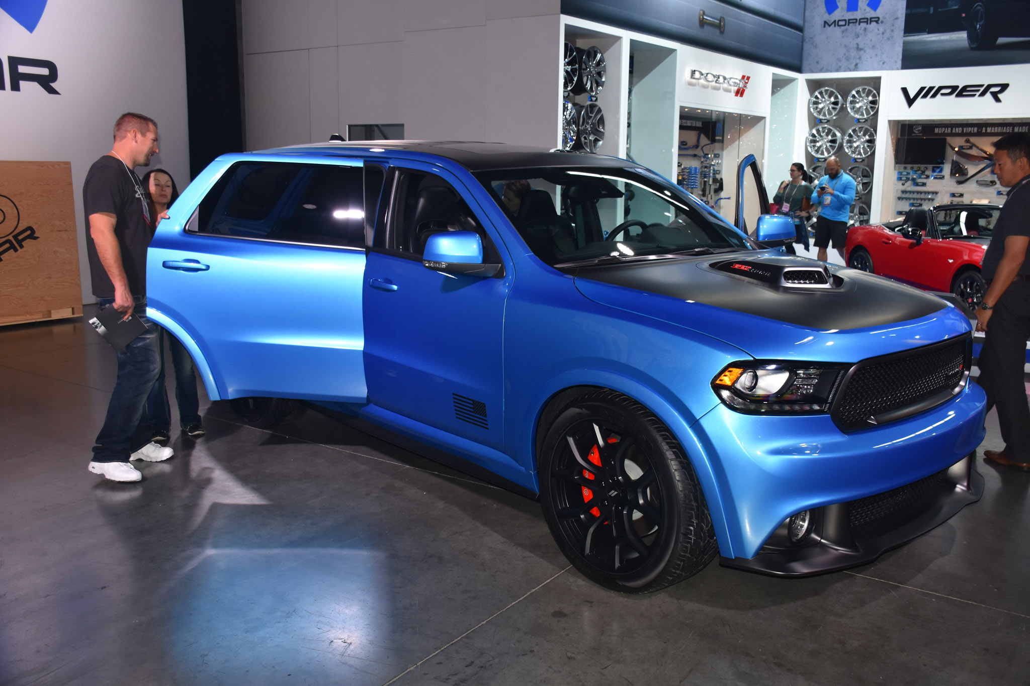 2018 R T Blu By Yu Page 2 Dodge Durango Forum