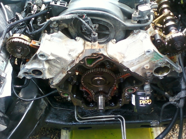 03 Dodge 4 7 Engine Timing Marks Problems And Solutions