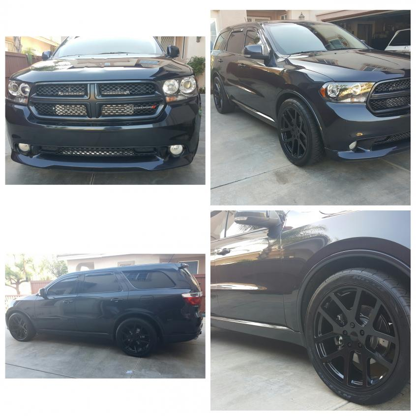2012 RT Supercharged