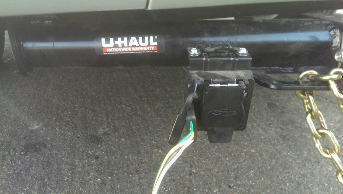 Towing From San Diego To Vegas Uhaul Wiring Harness