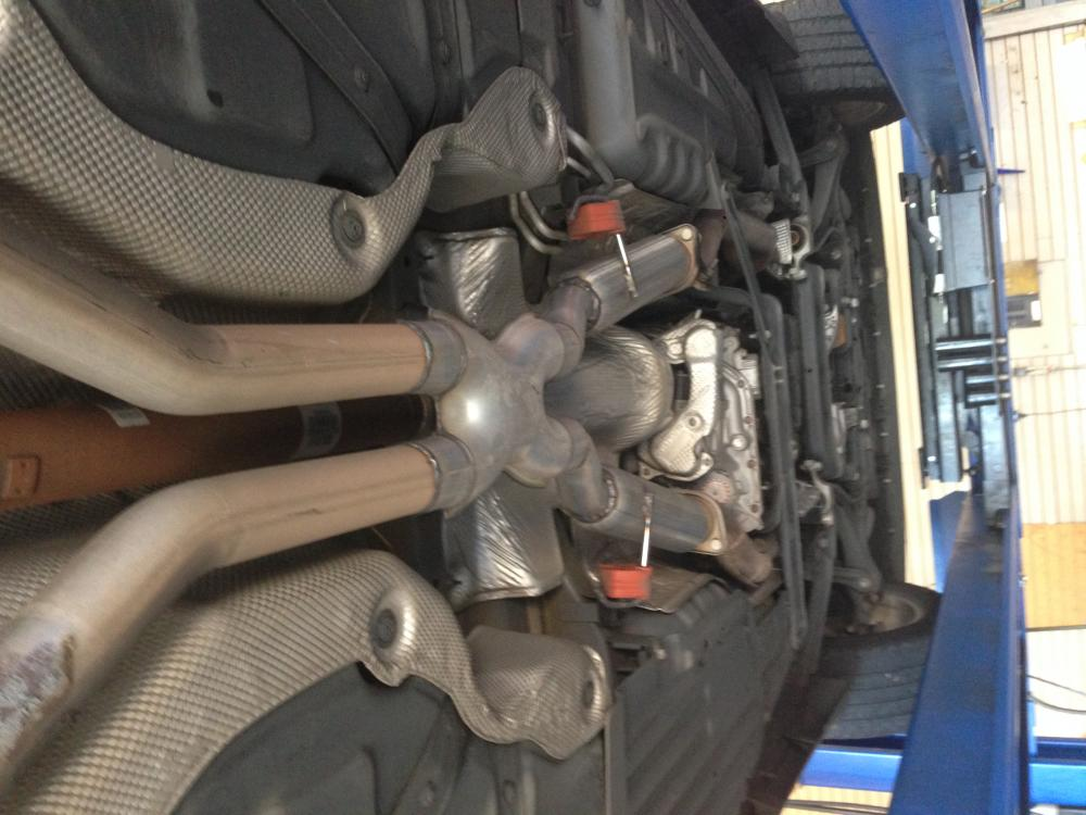Durango   Cheap Cat Back Exhaust