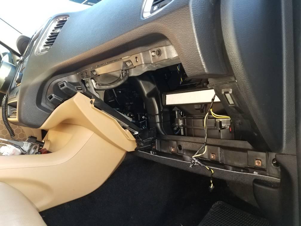 Blend door actuator replacement | Dodge Durango Forum