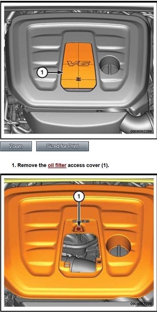 Engine Cover Removal | Dodge Durango Forum