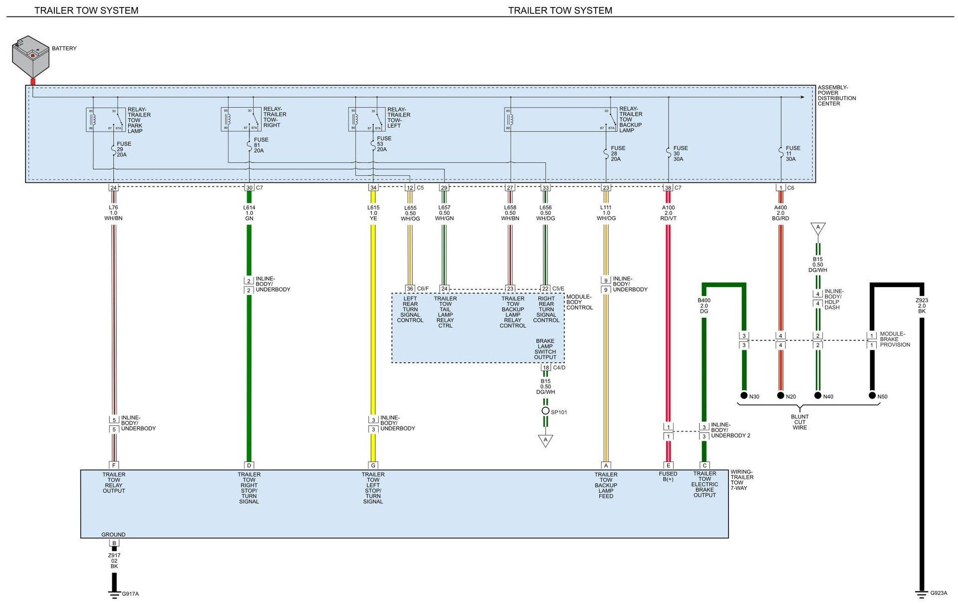 dodge durango trailer wiring diagram guide for installing tow wiring harness dodge durango forum  guide for installing tow wiring harness